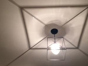 Joss's Ceiling Light